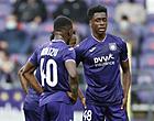Foto: Anderlecht maakt selectie bekend: Neerpede-duo keert terug