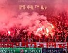 Foto: UEFA legt Antwerp stevige straf op