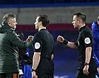 "Foto: Relletje na Chelsea-United: ""Brutaal om dit op hun website te zetten"""