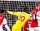 Foto: Arsenal grijpt in extremis punt tegen scorende Benteke