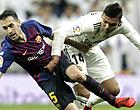 Foto: FC Barcelona versus Real Madrid zorgt voor pijnlijke vaststelling