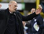 """Foto: Clement de mist in tegen Lazio: """"Altijd te laat"""""""