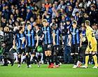 Foto: Bijzondere 'Man van de Match' bij uitmuntend Club Brugge