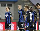 Foto: De zwaktes van Club Brugge zijn stilaan problematisch