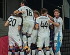 "Foto: Club Brugge op volle sterkte tegen Lazio: ""Iedereen testte negatief"""