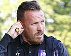 Foto: 'Bellamy volledig over de rooie na zege Anderlecht'