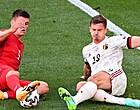 """Foto: Duivels middenveld onbestaande: """"Zet hem in de tribune!"""""""