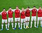 Foto: Denen op voorsprong tegen Rusland na prachtig doelpunt (🎥)