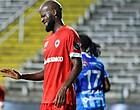 """Foto: Lamkel Zé aan de aftrap: """"Spelers gepasseerd door halve gek en verrader"""""""