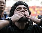 Foto: Napoli maakt werk van ultiem eerbetoon Maradona