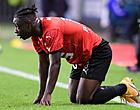 """Foto: Doku kop van jut in Rennes: """"Terug naar Anderlecht!"""""""