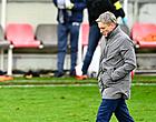Foto: Essevee-coach volledig afgemaakt door eigen fans: 'Bende marginalen!'