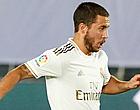 Foto: Grote verrassing: Hazard keert terug in selectie Real Madrid