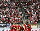 Foto: Antwerp-fans komen met boodschap voor spelersgroep voor derb