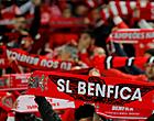 Foto: Benfica ontvangt duizenden fans voor partij tegen Standard