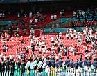 Foto: Nieuw EK-drama: fan kritiek na val op Wembley
