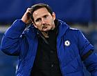 Foto: Lampard reageert op mogelijk ontslag bij Chelsea