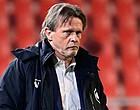 """Foto: Vercauteren haalt uit naar refs: """"Ze hebben Anderlecht geholpen"""""""