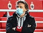 """Foto: Antwerp-fans zijn helemaal klaar: """"Franky buiten"""""""