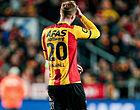 Foto: KV Mechelen geeft update over blessure van Engvall