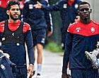 Foto: Antwerp vloekt na blunder op Europese spelerslijst