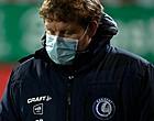 Foto: Gent baalt na uitstel tegen Club Brugge
