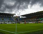 Foto: Cercle en Club krijgen nieuwe stadiondomper