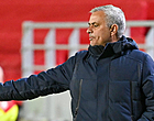 """Foto: Mourinho: """"Antwerp speelde een magnifieke wedstrijd"""""""
