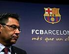 Foto: 'Bartomeu bezwijkt onder druk en stapt op bij Barça'