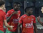 Foto: KV Oostende & en andere clubs uit 1A azen op rechtsachter