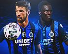 Foto: Pech voor Mechele: Club Brugge ruikt recordtransfer