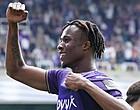 Foto: Anderlecht kent mogelijke straf voor Kouamé
