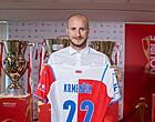 "Foto: Krmencik boordevol vertrouwen: ""Wanneer Slavia belde, kon ik niet weigeren"""
