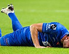 Foto: AA Gent gehavend uit de strijd tegen Anderlecht