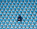 """Foto: """"Als het voetbal wil doorgaan, bied het dan gratis aan"""""""