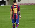 Foto: 'Koeman schoffeert Messi in kleedkamer'
