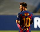 """Foto: Voormalig teamgenoot: """"Messi zit niet lekker in zijn vel"""""""