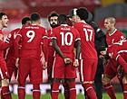 Foto: Liverpool sloopt pas na rust muur van Sheffield United