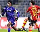 Foto: 'Klucht met Lokonga kan Anderlecht zuur opbreken'