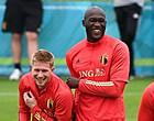 """Foto: Lukaku over mede-Duivel: """"Wil hem graag meenemen naar Anderlecht"""""""