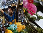 Foto: Argentinië in rep en roer na walgelijke foto met Maradona