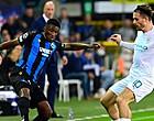 Foto: 'Club Brugge gehavend uit de strijd tegen City'