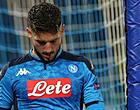 Foto: Napoli komt met nieuws over blessure Mertens