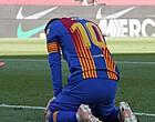 Foto: 'Aangeslagen Messi compleet in shock na breuk'
