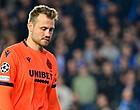 Foto: Statistiek Mignolet maakt pijnlijke avond Club Brugge duidelijk
