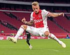 """Foto: """"Lang liep bij Ajax al wat naast zijn schoenen"""""""
