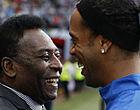 """Foto: Pelé: """"Hij kan mijn erfgenaam worden, dat zeg ik niet voor de grap"""""""