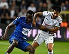 Foto: Zowel Anderlecht als AA Gent vloeken na puntendeling
