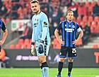 Foto: Club Brugge met dichtgeknepen billen naar Standard