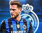 Foto: Nummer zes gezocht: debutant klopt op de deur bij Club Brugge
